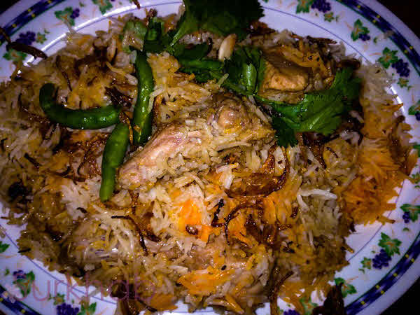 Mughlai chicken biryani recipe forumfinder Image collections