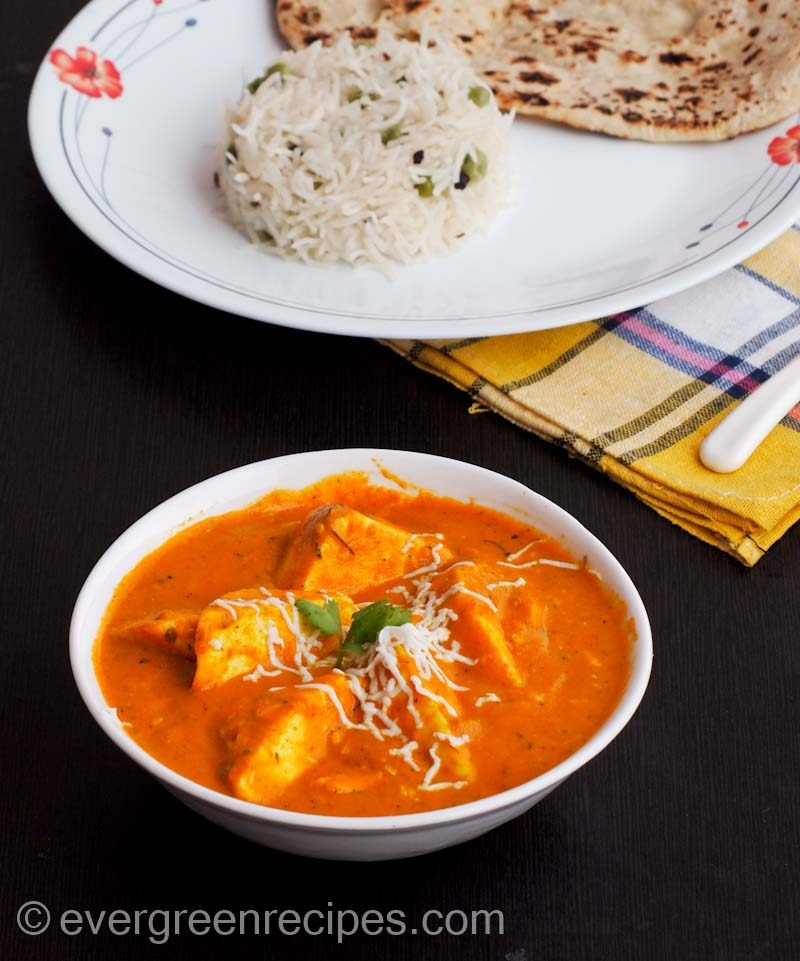 Paneer lababdar recipe with step by step pictures paneer lababdar recipe forumfinder Gallery