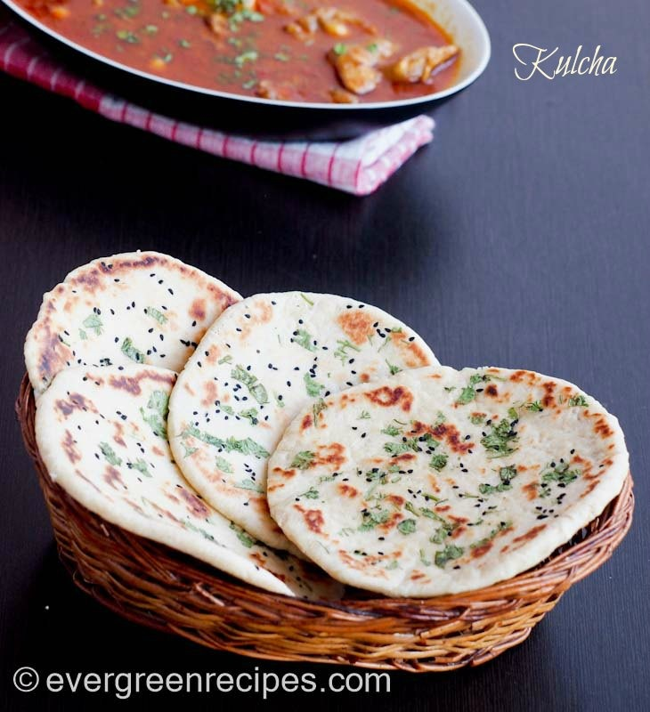 Kulcha Recipe With Step By Step Pictures